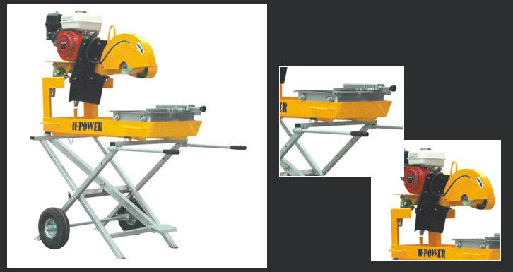 5.5 HP Light Construction Machinery , 350mm Disc Diameter Small Construction Machinery