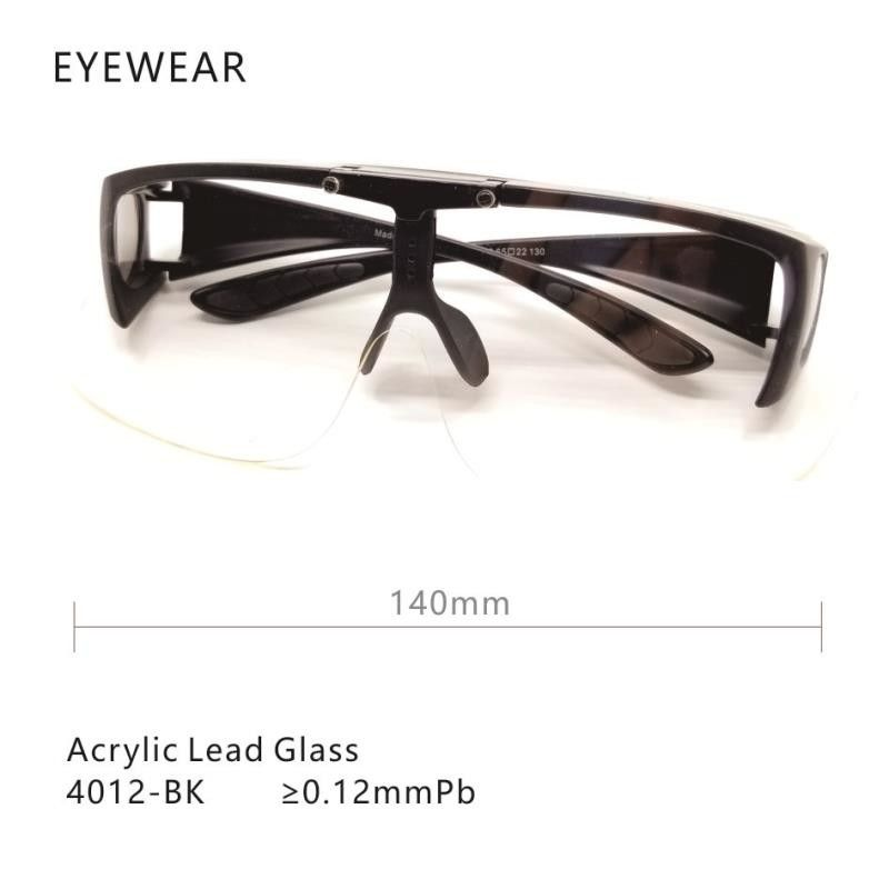 Wide View Type X Ray Glasses , X Ray Protective Glasses For Promotional